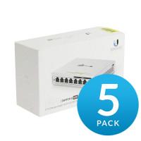 UniFi Switch 8-60W 5-pack