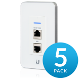 UniFi AP In-Wall-5-pack