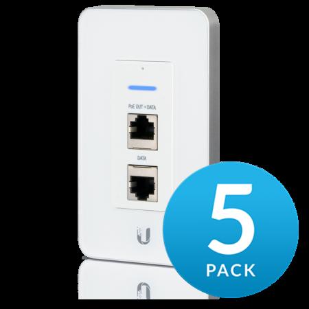 UniFi AP In-Wall-5-pack