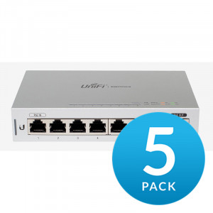 UniFi Switch 8 5-pack