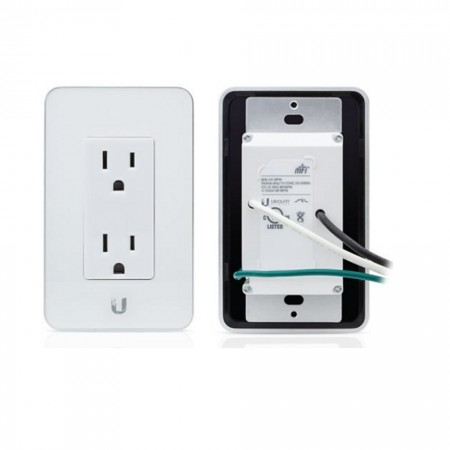 mFi In-Wall Outlet