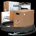 Оптический и экранированный кабель