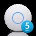 UniFi AP AC Lite 5-pack — это набор из 5 точек доступа UniFi AP AC Lite
