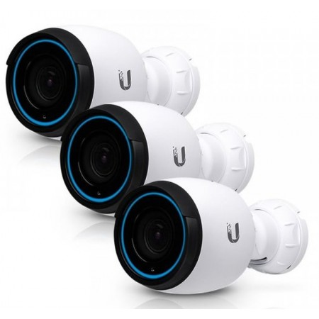 UniFi Protect Camera G4-PRO 3pack
