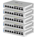 UniFi Switch 8-60W 5-pack