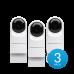 Ubiquiti UniFi Video G3-FLEX Camera 3-pack